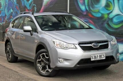 2014 Subaru XV G4X MY14 2.0i-L Lineartronic AWD Silver 6 Speed Constant Variable Wagon Wayville Unley Area Preview
