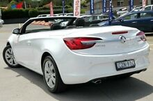 2015 Holden Cascada CJ MY15.5 White 6 Speed Sports Automatic Convertible Pennant Hills Hornsby Area Preview