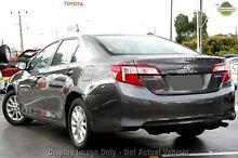 2013 Toyota Camry ASV50R Altise Graphite 6 Speed Sports Automatic Sedan Wangara Wanneroo Area Preview