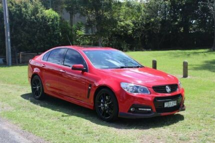 2014 Holden Commodore VF SS-V Redline Red 6 Speed Manual Sedan Port Macquarie Port Macquarie City Preview