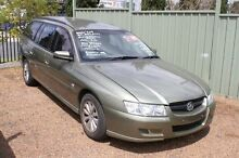 2004 Holden Commodore VZ Acclaim Martini Grey 4 Speed Automatic Wagon Minchinbury Blacktown Area Preview