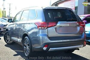 2016 Mitsubishi Outlander ZK MY16 Exceed 4WD Grey 6 Speed Constant Variable Wagon Wilson Canning Area Preview