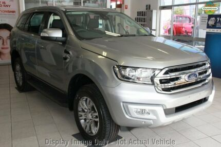 2015 Ford Everest UA Trend Aluminium 6 Speed Auto Seq Sportshift Wagon Tuggerah Wyong Area Preview