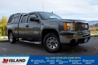 2011 Gmc Sierra 1500 SL Nevada Edition, Canopy, 6 Seater Cowichan Valley / Duncan British Columbia Preview