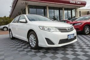 2012 Toyota Camry ASV50R Altise White 6 Speed Sports Automatic Sedan Alfred Cove Melville Area Preview