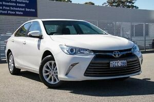 2015 Toyota Camry White Sports Automatic Sedan Maddington Gosnells Area Preview