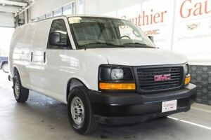 2017 GMC Savana Cargo Van 2500 RWD 135, Rear Camera