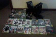 xbox 360 slim 500gb with two controllers Quindalup Busselton Area Preview