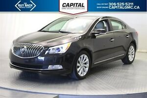 2014 Buick LaCrosse Leather *Navigation-Back Up Camera-Remote St