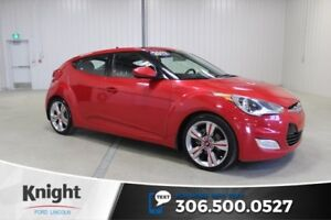 2012 Hyundai Veloster w/Tech Navigation, Moon Roof