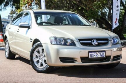 2009 Holden Commodore VE MY10 Omega Gold 6 Speed Sports Automatic Sedan