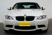 2011 BMW M3 E93 MY11 M-DCT White 7 Speed Sports Automatic Dual Clutch Convertible Thornlie Gosnells Area Preview
