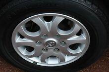 2013 Hyundai iMAX TQ-W MY13 White 4 Speed Automatic Wagon Balcatta Stirling Area Preview