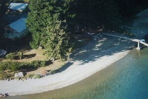 Sproat Lake waterfront house