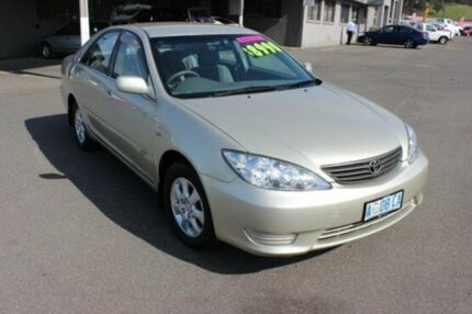 2006 Toyota Camry ACV36R MY06 Altise Limited Beige 4 Speed Automatic Sedan Burnie Burnie Area Preview