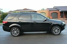 2011 Ford Territory  Black Sports Automatic Wagon Nailsworth Prospect Area Preview