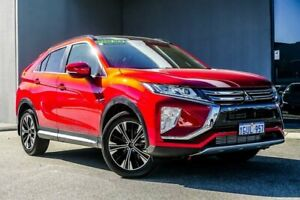 2018 Mitsubishi Eclipse Cross YA MY18 Exceed 2WD Brilliant Red 8 Speed Constant Variable Wagon