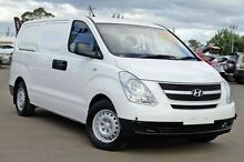 2012 Hyundai iLOAD TQ2-V MY12 White 5 Speed Automatic Van McGraths Hill Hawkesbury Area Preview