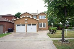 Well Maintained 4 Bedroom,3.5 Bathroom Detached House