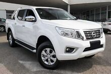 2016 Nissan Navara D23 ST 4x2 White 7 Speed Sports Automatic Utility Osborne Park Stirling Area Preview