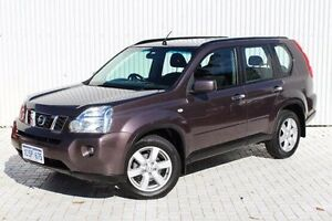 2007 Nissan X-Trail Bronze Constant Variable Wagon Embleton Bayswater Area Preview