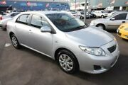 2007 Toyota Corolla ZRE152R Ascent Silver 6 Speed Manual Sedan Kingsville Maribyrnong Area Preview