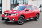 2016 Nissan X-Trail T32 ST-L X-tronic 2WD N-SPORT Black Red 7 Speed Constant Variable Wagon Run-o-waters Goulburn City Preview