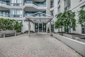 Immaculate 2+1 Bdrm Unit W/ 2 Full Baths Located At Sheppard Ave