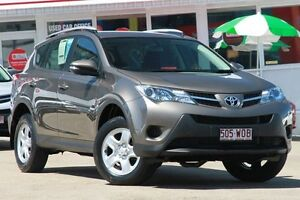 2015 Toyota RAV4 ASA44R MY14 GX AWD Magnetic Bronze 6 Speed Sports Automatic Wagon Woolloongabba Brisbane South West Preview