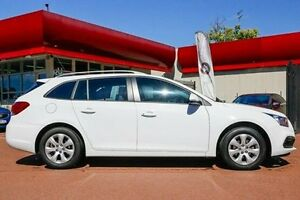 2015 Holden Cruze JH Series II MY16 CD Sportwagon White 6 Speed Sports Automatic Wagon Fremantle Fremantle Area Preview