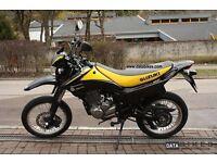 Suzuki Dr 125cc SM K9 10 plate runs spot on mot