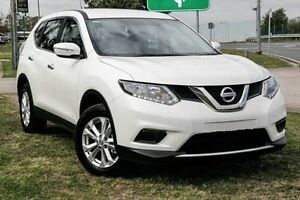 2015 Nissan X-Trail T32 ST X-tronic 2WD White 7 Speed Constant Variable Wagon Springwood Logan Area Preview