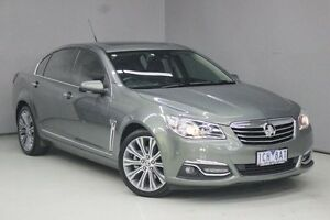 2013 Holden Calais VF MY14 V Grey 6 Speed Sports Automatic Sedan Greensborough Banyule Area Preview