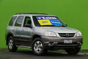 2004 Mazda Tribute MY2004 Luxury Traveller Silver 4 Speed Automatic Wagon Ringwood East Maroondah Area Preview