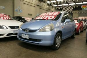 2003 Honda Jazz GLi Continuous Variable Hatchback