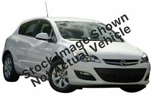 2013 Opel Astra PJ CDTi Grey 6 Speed Automatic Hatchback South Windsor Hawkesbury Area Preview