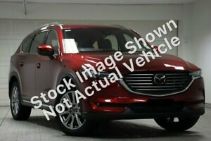 2018 Mazda CX-8 KG MY18 Asaki (AWD) (5Yr) Soul Red Crystal 6 Speed Automatic Wagon Kirrawee Sutherland Area Preview