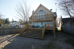 Lakefront Cottage Grand Bend