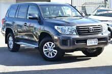 2015 Toyota Landcruiser VDJ200R MY13 GXL Graphite 6 Speed Sports Automatic Wagon Claremont Nedlands Area Preview
