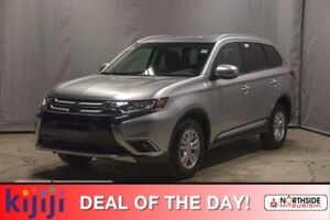 2018 Mitsubishi Outlander SE AWD 3.0L V6 ENGINE, BACK UP CAMERA,