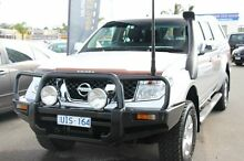 2006 Nissan Navara D40 ST-X Silver 6 Speed Manual Utility Heatherton Kingston Area Preview