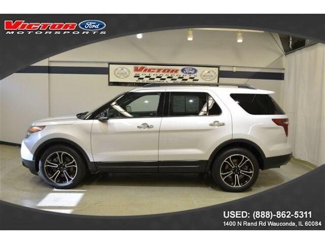Image 1 of Ford: Explorer Sport…