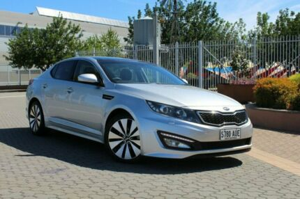 2012 Kia Optima TF MY12 Platinum Silver 6 Speed Sports Automatic Sedan Wayville Unley Area Preview