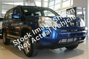 2010 Nissan X-Trail T31 MY10 ST Blue 1 Speed Constant Variable Wagon Winnellie Darwin City Preview
