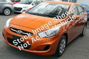 2016 Hyundai Accent RB4 MY16 Active Orange 6 Speed Constant Variable Hatchback Macksville Nambucca Area Preview