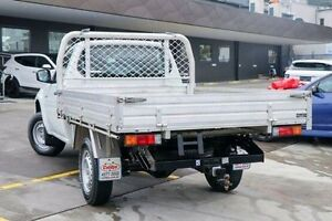 2011 Mitsubishi Triton MN MY11 GLX White 4 Speed Automatic Cab Chassis Thornleigh Hornsby Area Preview