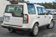 2014 Land Rover Discovery Series 4 L319 MY14 TDV6 White 8 Speed Sports Automatic Wagon Maddington Gosnells Area Preview