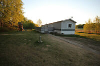 Amazing Acreage in Crystal Creek Acres with Garage!