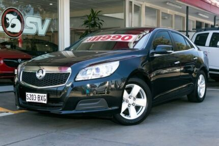 2013 Holden Malibu V300 MY13 CD Black 6 Speed Sports Automatic Sedan Somerton Park Holdfast Bay Preview