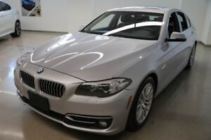 2014 BMW 5 Series 528i xDrive Premium Package, LED Lights